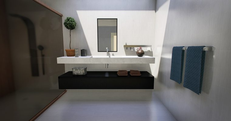 Splendid Interior Design Ideas for Small Bathroom