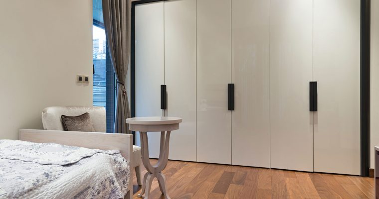 Transform Your Living Space with Veneer Wardrobes