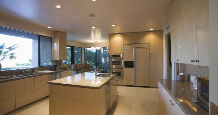 Consider Small Kitchen Design Layouts That Allow You to Make the Right Use of Space