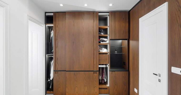 Laminates For Wardrobes – Consider Giving A Different Look