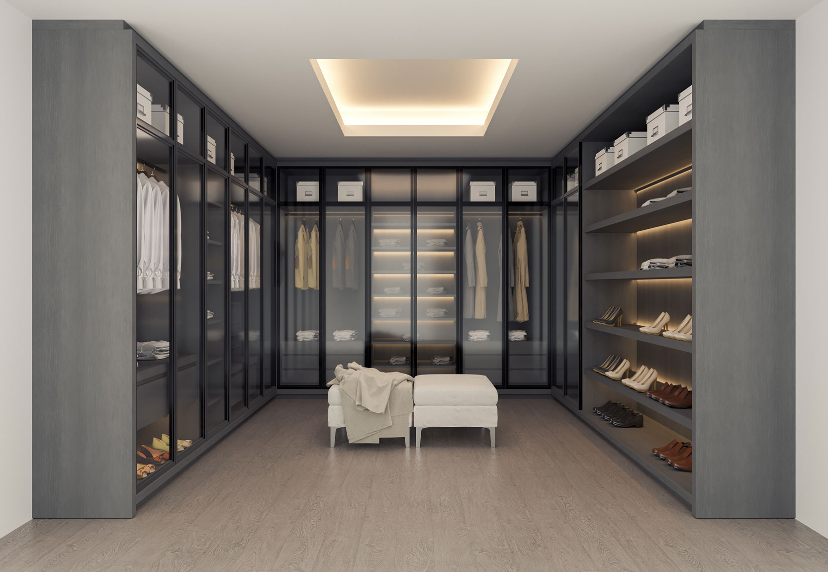 Latest Wardrobes Designs - Consider the Factors