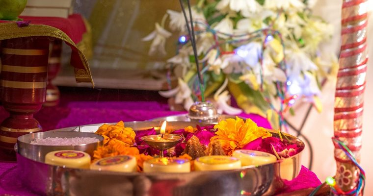 Modern Pooja Room Designs Offer a New Outlook to the Dedicated Space