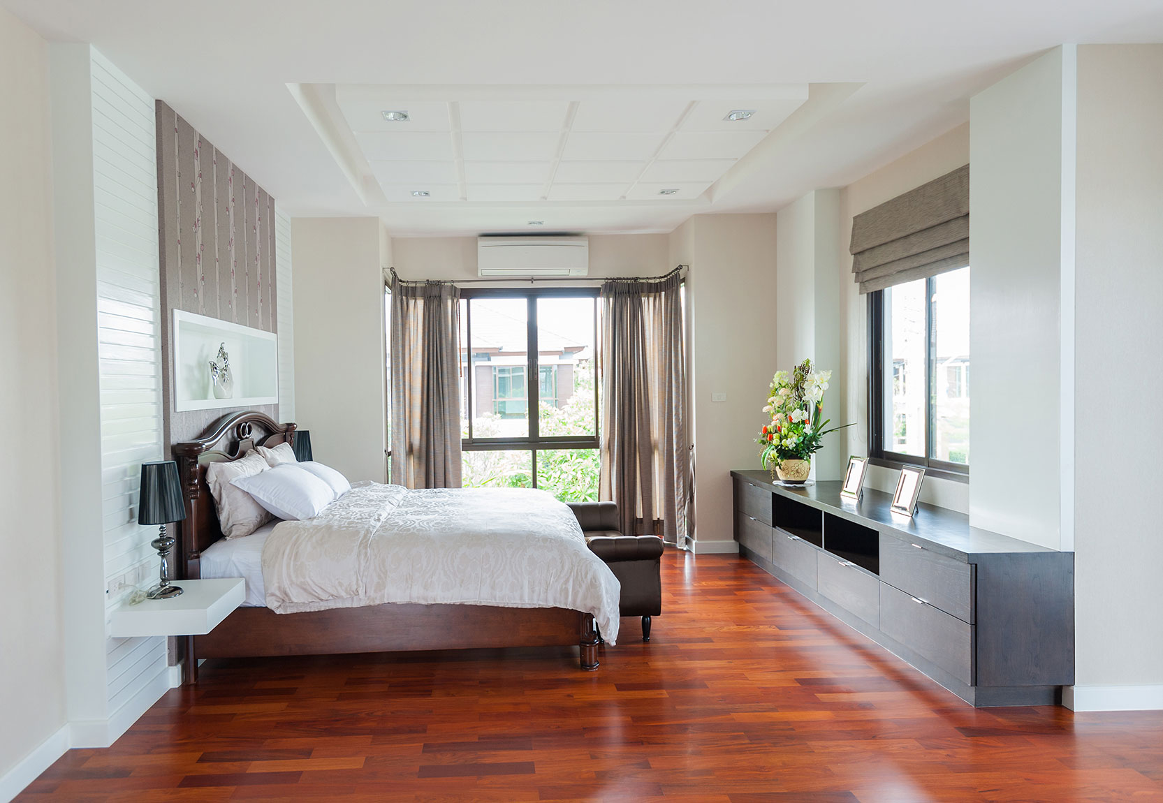 Few of Ideas to Create Modern Bedroom Designs