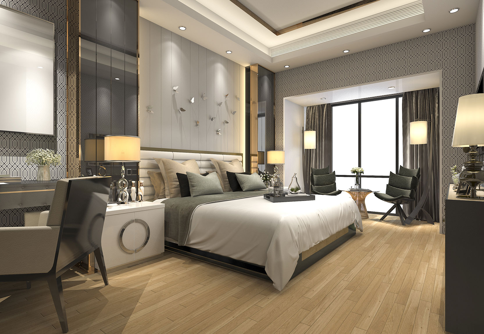 4 Interesting Solutions For Creating Luxurious Interior Design