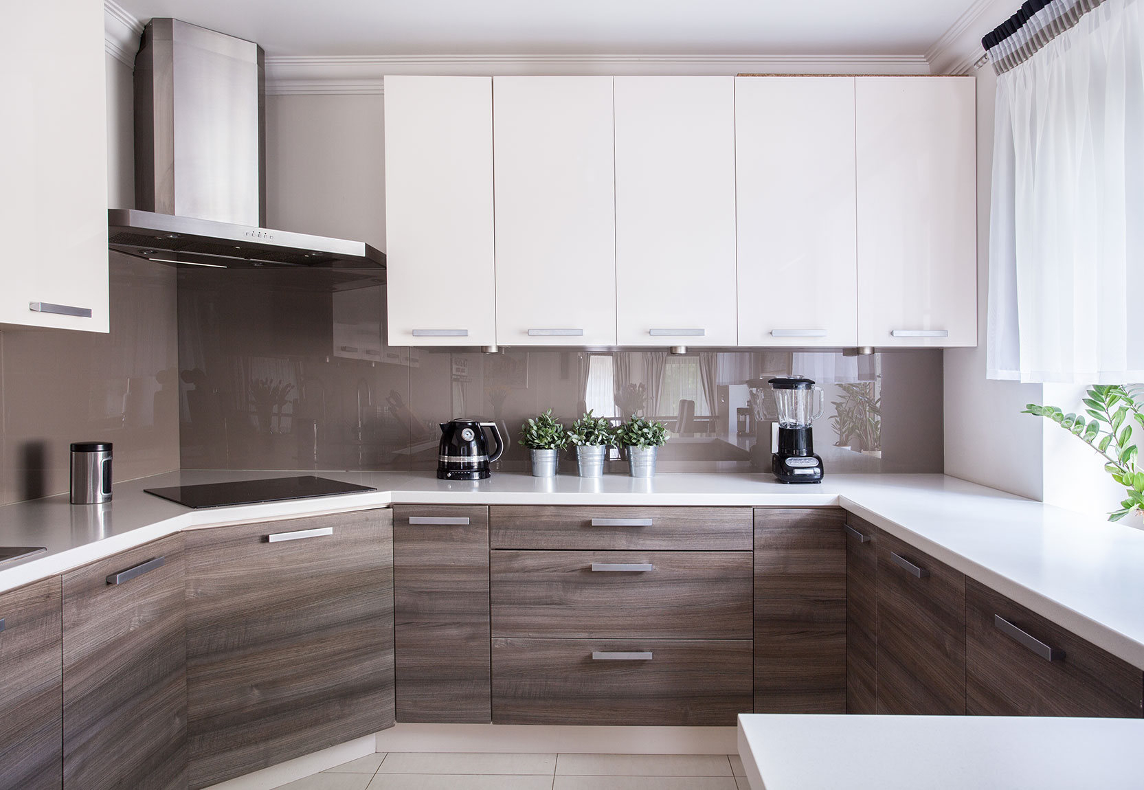 Benefits and types of modular kitchens
