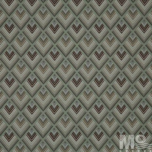 Pale Green Milden Fabric - 100014