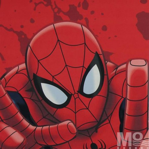 Ultimate Spider Man Red Fabric - 100650