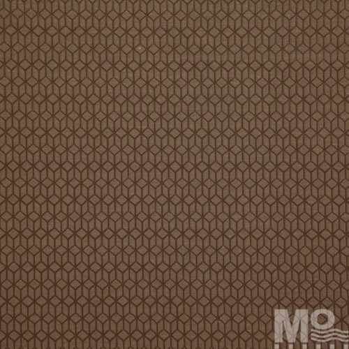 Brown Mirage Lido Fabric - 102101