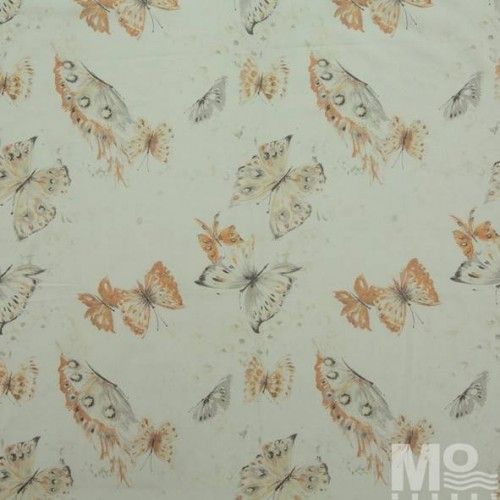 Orange Drabbet Fabric - 102302