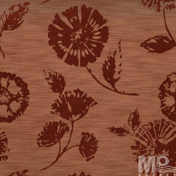 Sommer Red Fabric - 105607