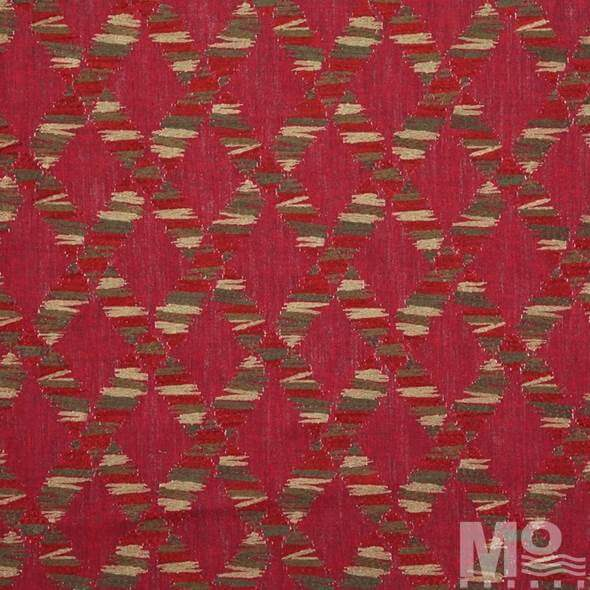 Frieze Red Fabric - 106021