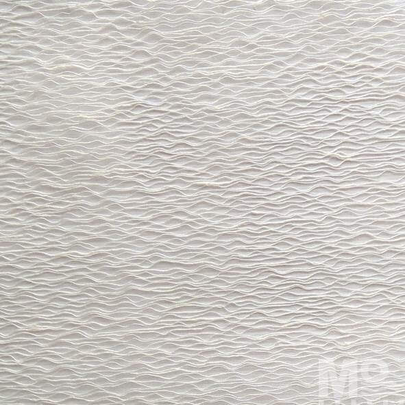 Narrow White Fabric - 106155
