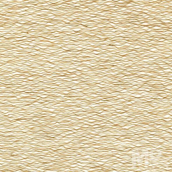 Charvet Golden Fabric - 106221