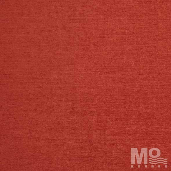 Baize Orangered Fabric - 106274