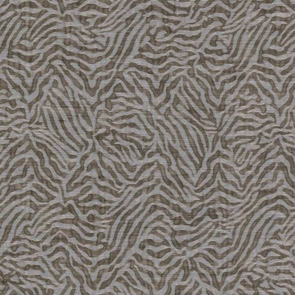 Moire Grey Fabric - 106479