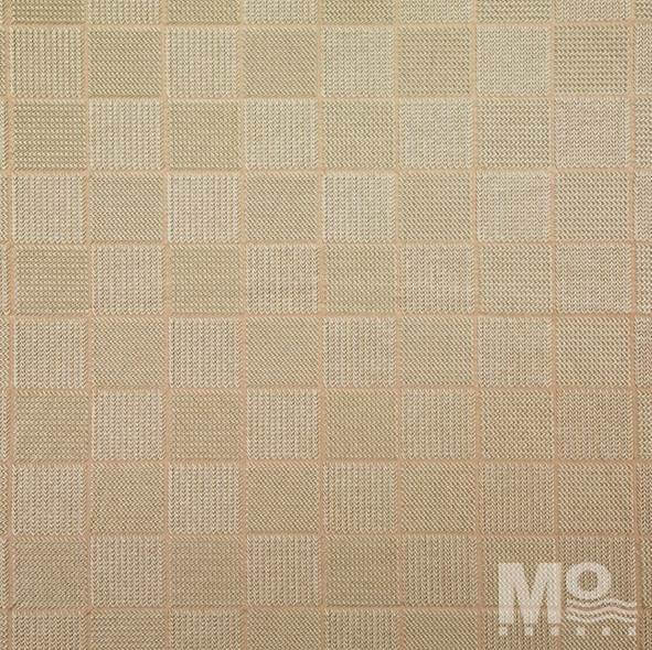 Madras Golden Fabric - 106628