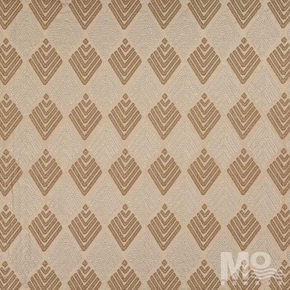 Moiree Golden Fabric - 106632