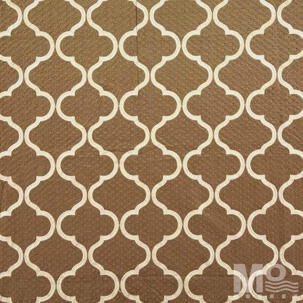 Chantilly Brown Fabric - 106635