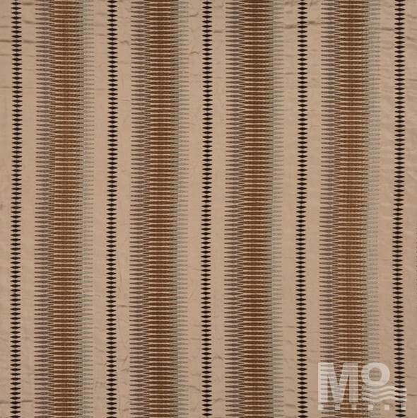 Tulle Brown Fabric - 106637