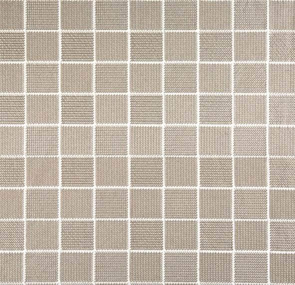 Madras Brown Fabric - 106640