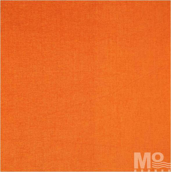 Ninon Orange Fabric - 106662