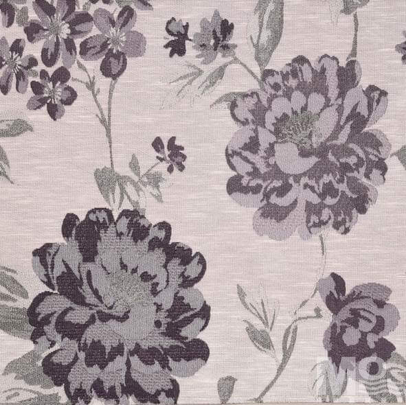 Galatea Purple Fabric - 106770