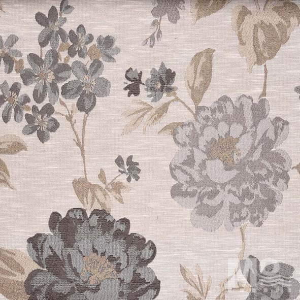 Galatea Grey Fabric - 106782
