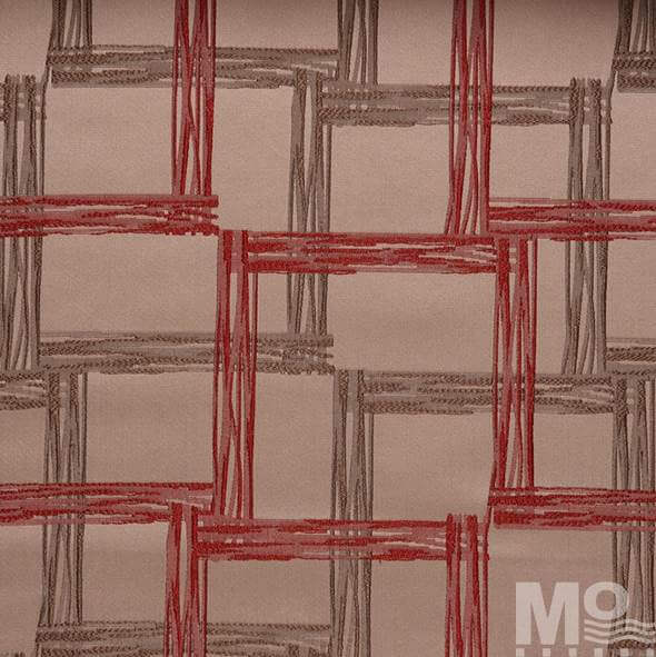 Kersey Red Fabric - 106956
