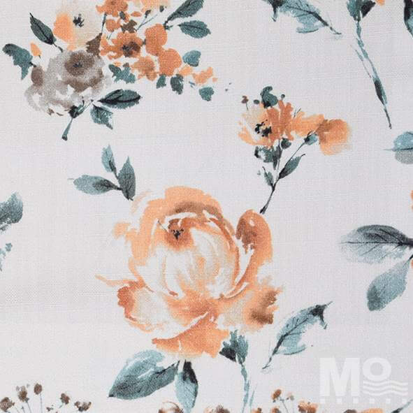Mackintosh Orange Fabric - 107154