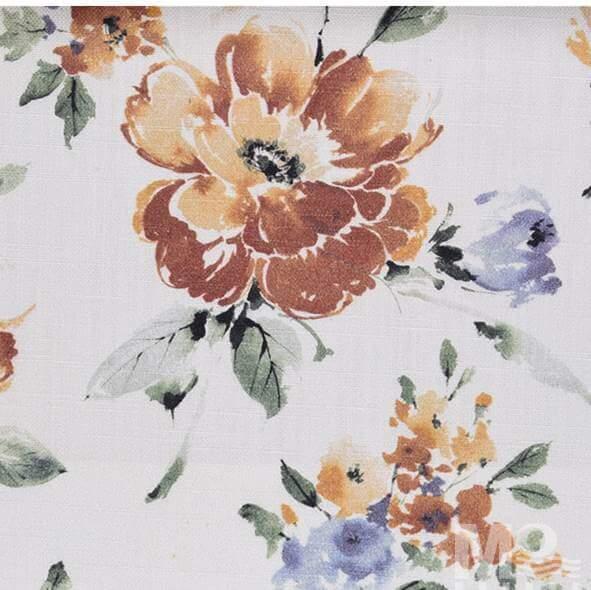 Marocain Brown Fabric - 107342