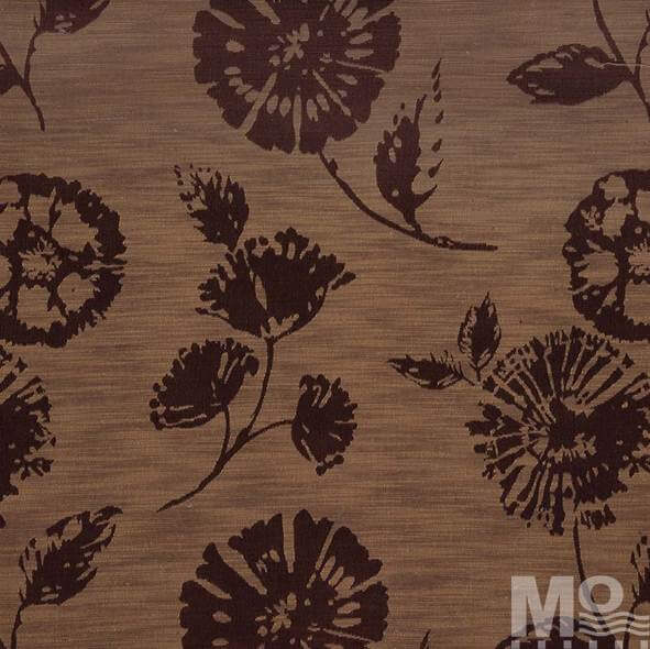 Sommer Maroon Fabric - 107484