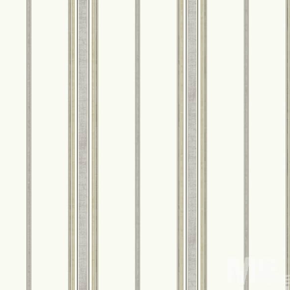 Vrstica line White Base Wallpaper - 15495