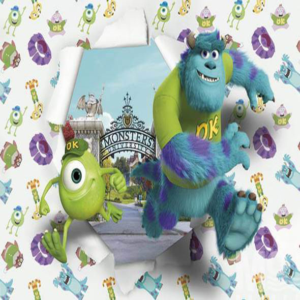 Monsters University Wallposter - 19613