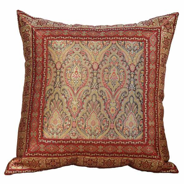 Brocade Our All Cushion Cover - 28786