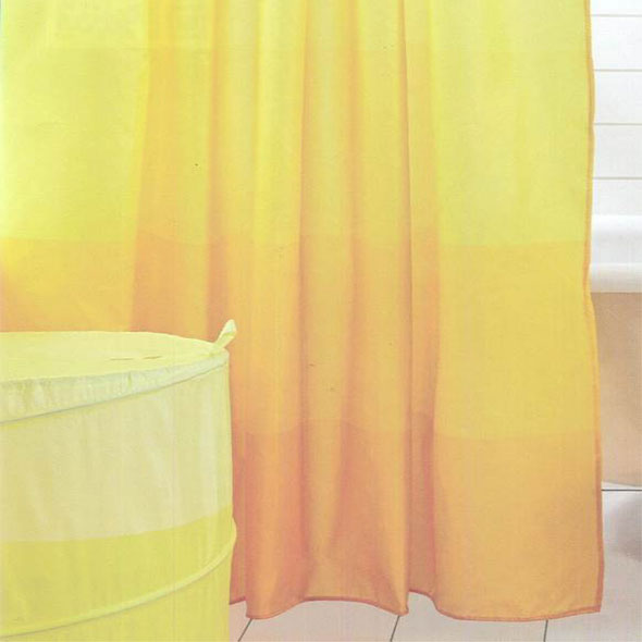 Lemon Shower Curtain - 34437