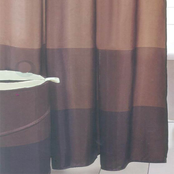 Chocolate Shower Curtain - 34440