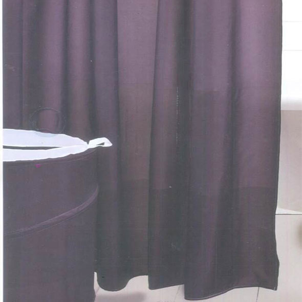 Charcoal Shower Curtain - 34442