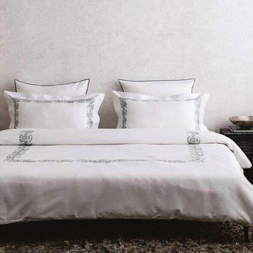 Noblesse Orchid Bedsheet-38752