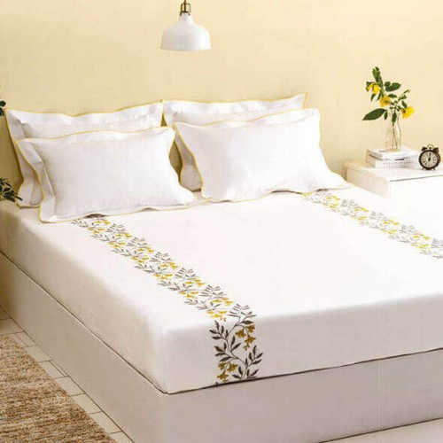 Boutique Mimosa Bedsheet-38760