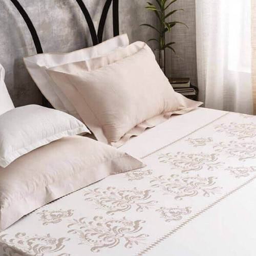 Luxury Retreat Blush Bedsheet-38767