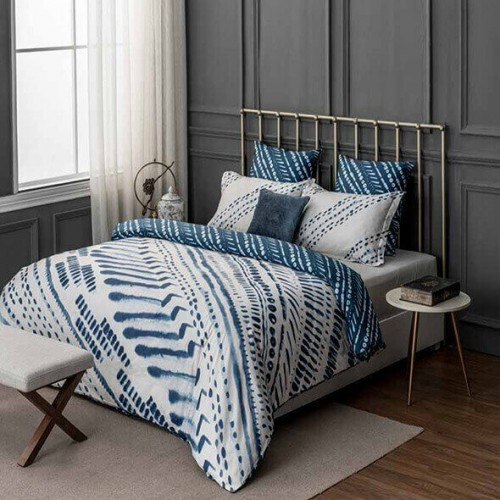 Blue Print Velvet Morning -38942