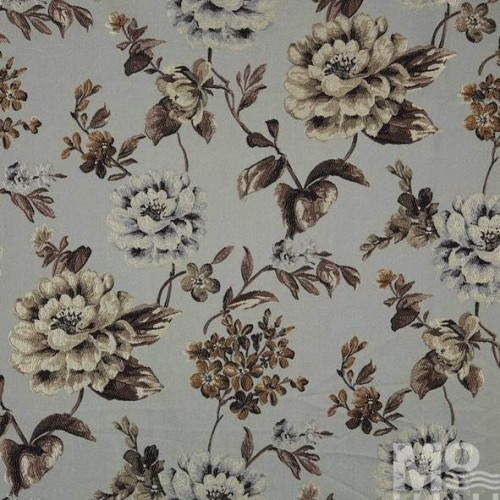 Gray Milden Fabric - 59776