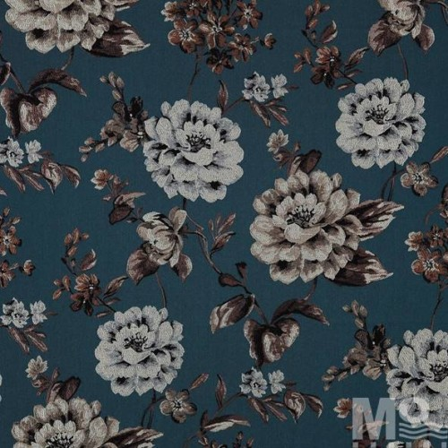 Blue Milden Fabric - 59924