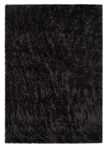 Sheepwool Black Carpet - 700030