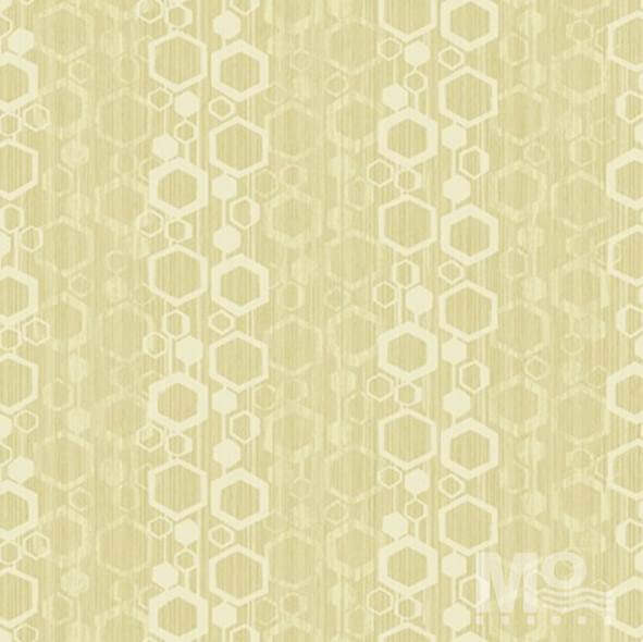 Geometric Glimmer Light Gold Wallpaper-84066