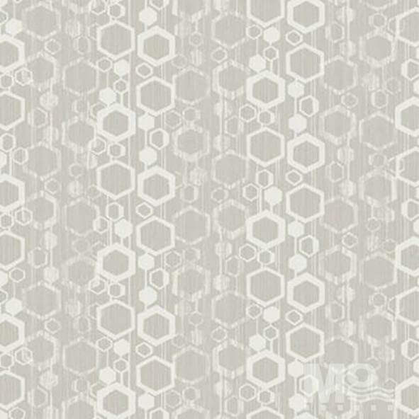 Geometric Glimmer Gold Wallpaper-84068