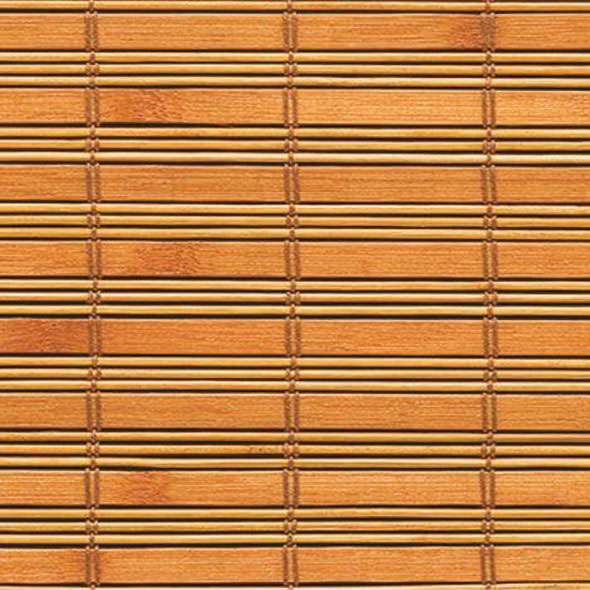 Bamboo Brown Blind - 900320