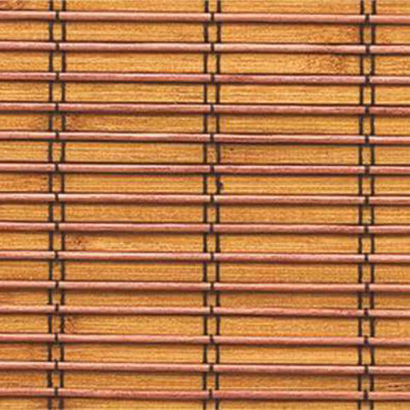 Bamboo Brown Blind - 900322