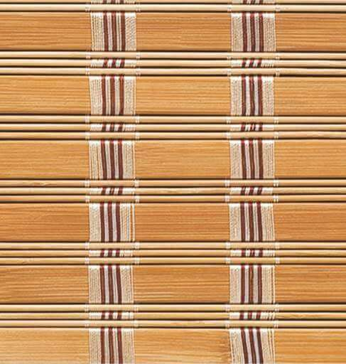 Bamboo Brown Blind - 900327