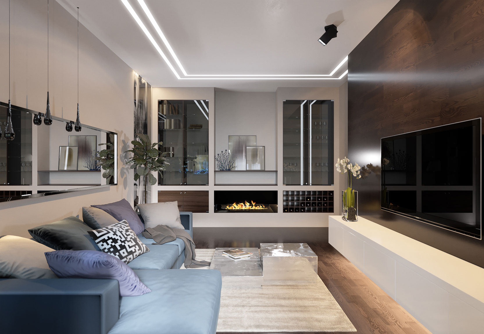 Living Rooms Layouts: Living Room Interior : MO Furnishings